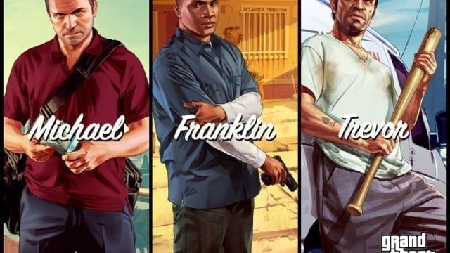 Michael - Franklin - Trevor
