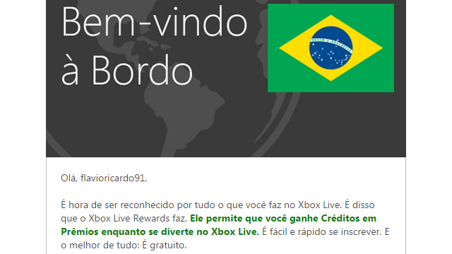 how to email xbox live