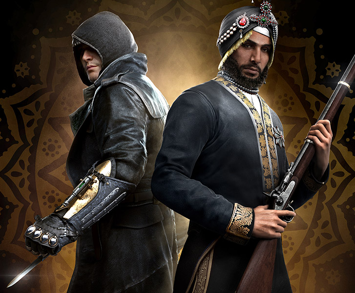 The Last Maharaja assassins creed syndicate