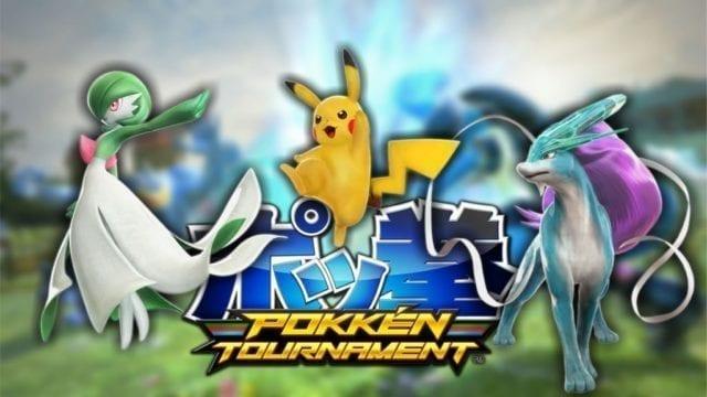 pokken tournament data lançamento