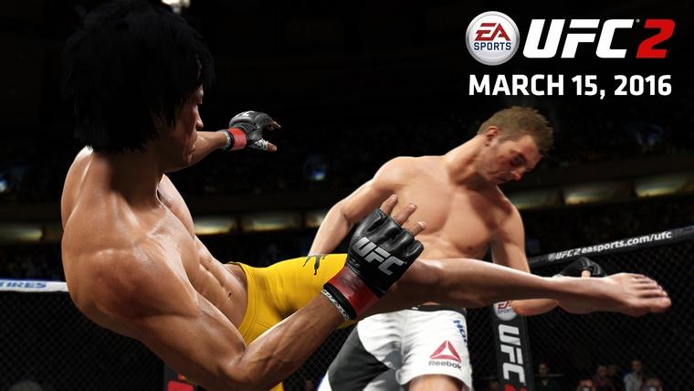 Bruce Lee no UFC 2