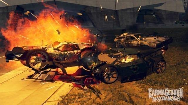 Carmageddon Max Damage trailer anuncio lançamento