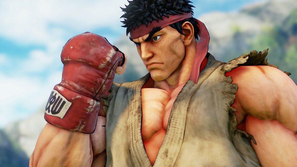 Faça dos punhos dos personagens de Street Fighter V seus punhos