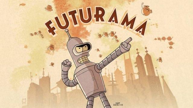 futurama game of drones