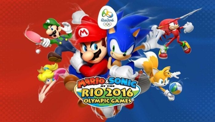 Mario & Sonic at the Rio 2016 Olympic Games trailers