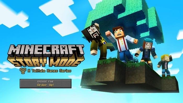 Minecraft Story Mode episodio 5