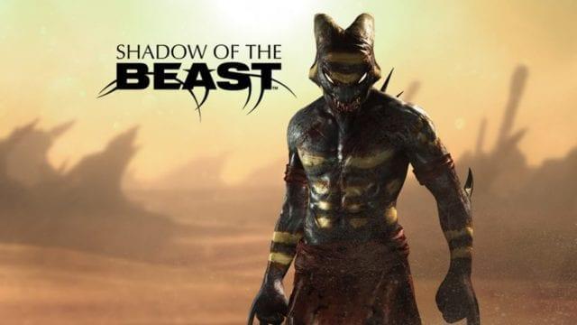 Remake de Shadow of the Beast data lançamento