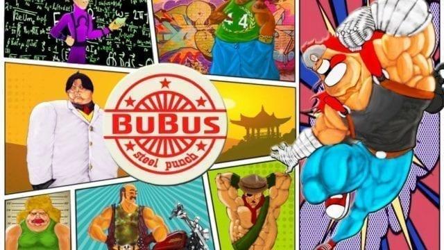 Bubus Steel Punch anunciado