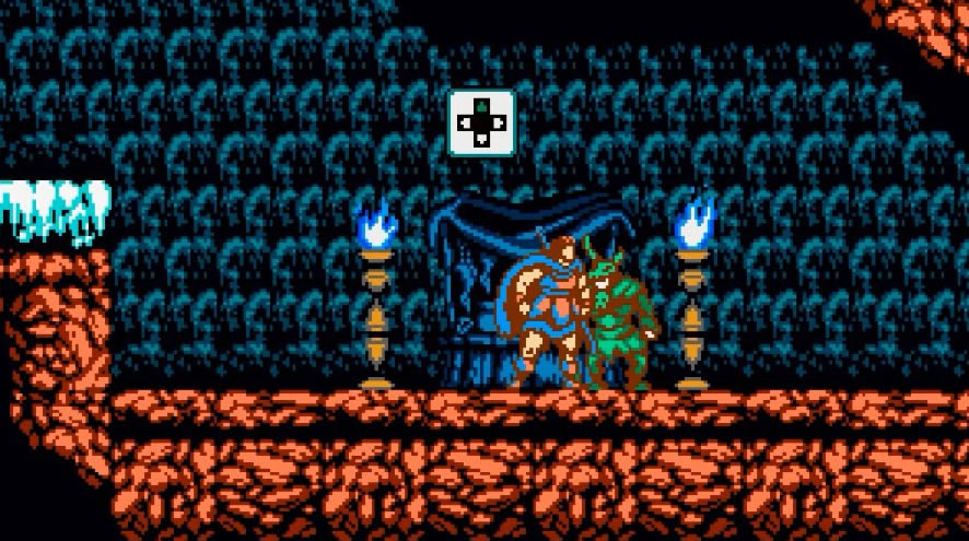 O vendedor do jogo Odallus The Dark Call