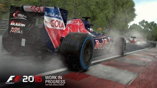 F1 2016 é anunciado