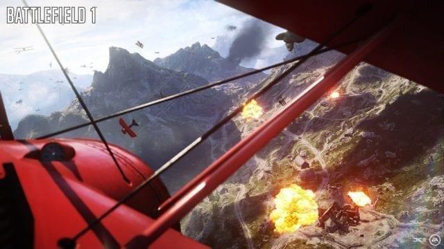 zeppelin gameplay battlefield 1