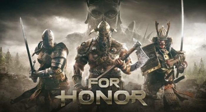For Honor data de lançamento