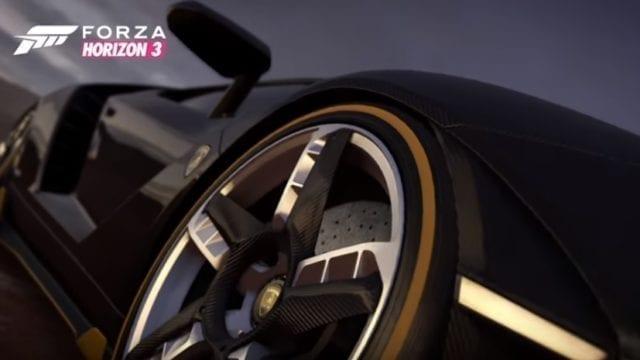 Forza Horizon 3 anunciado E3 2016