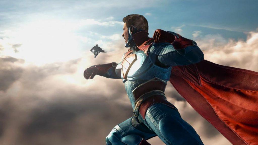 Injustice 2 - Superman