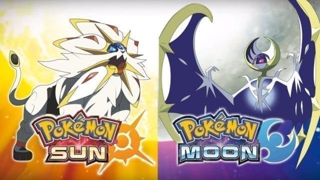 Novos Pokémons no jogo para Nintendo 3DS em 2016