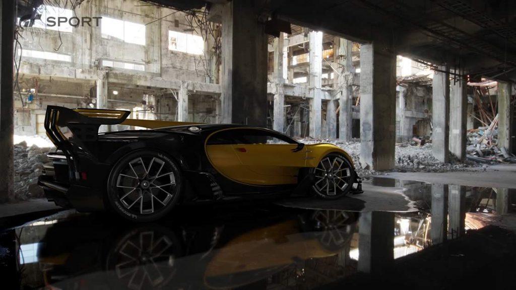 Scape de Gran Turismo Sport