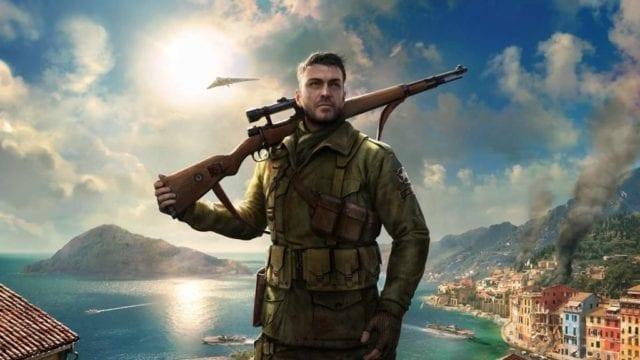 Sniper Elite 4 será lançado somente 2017