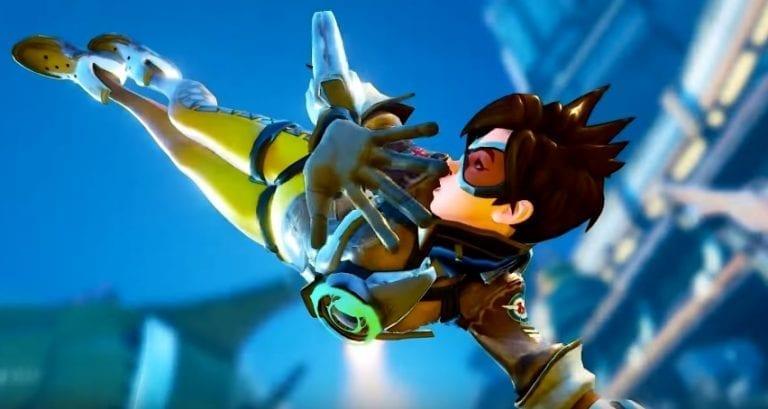 Jogue com a Tracer no Street Fighter V - Conversa de Sofá