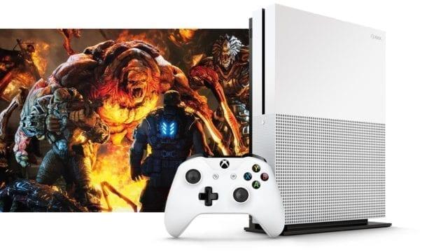 Xbox One Slim anunciado na E3 2016