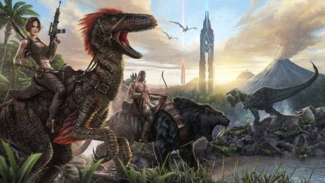 ARK Survival Evolved gratuito por tempo limitado