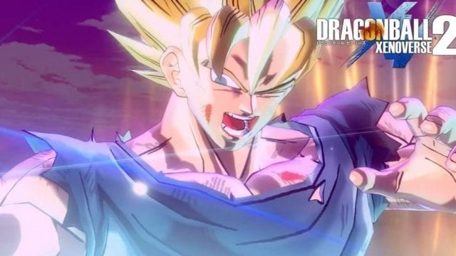Dragon Ball Xenoverse 2 na Gamescom 2016