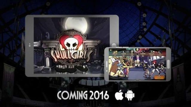 Skullgirls Mobile