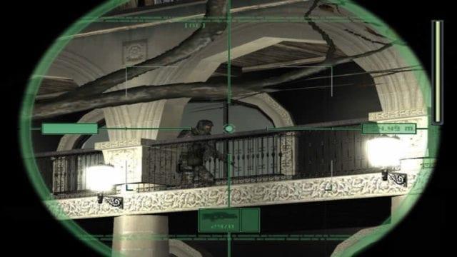 Splinter Cell gratuito em julho