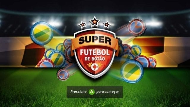 Super Button Soccer é lançado na steam