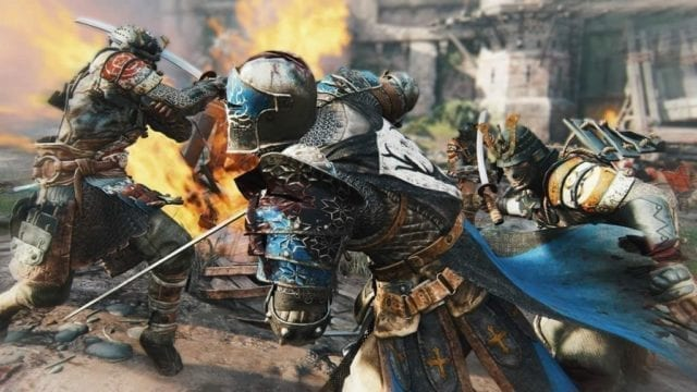 For Honor data da alpha
