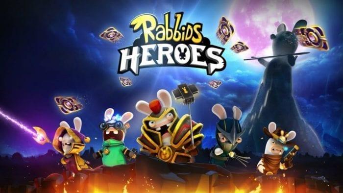 Rabbids Heroes download para android e iOS