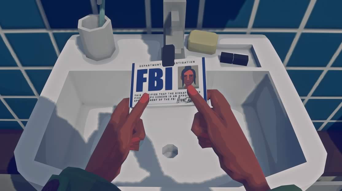 Imagem do jogo Virginia