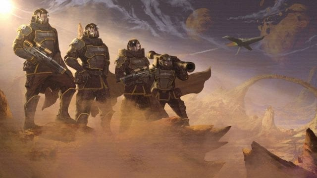 Helldivers OST