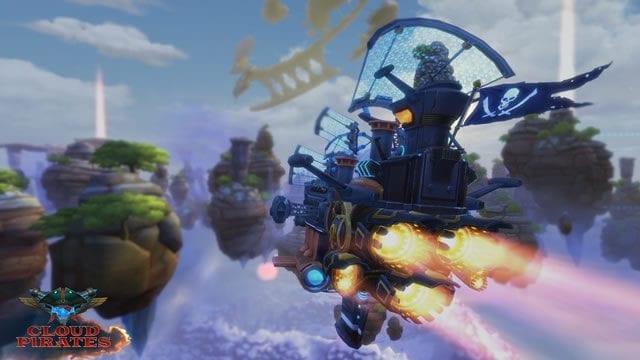 Cloud Pirates abre inscrições para beta fechada