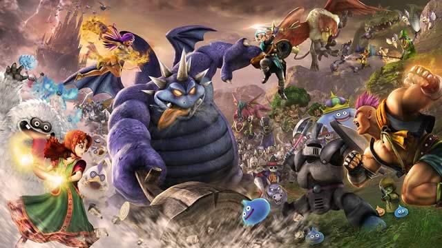 Dragon Quest Heroes 2 data de lançamento