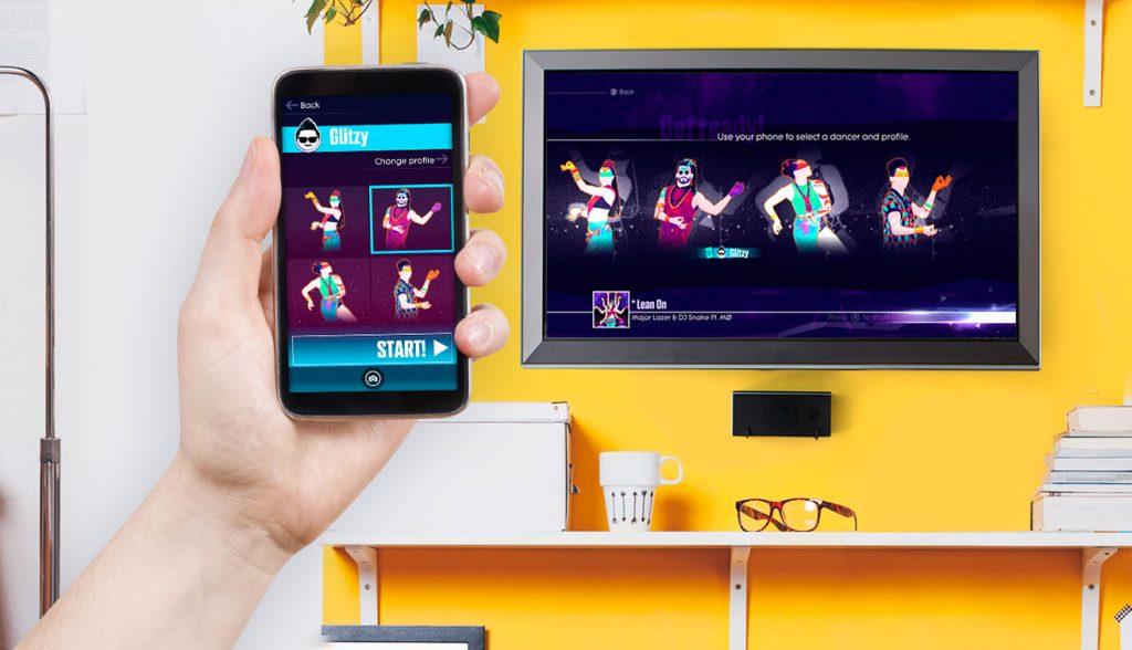 """Jogue com o celular através do aplicativo """"Just Dance Controller"""""""