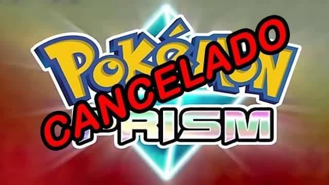Pokémon Prism cancelado