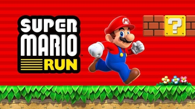 Super Mario Run número de downloads