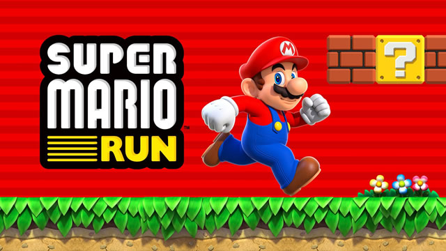 Super Mario Run número de downloads