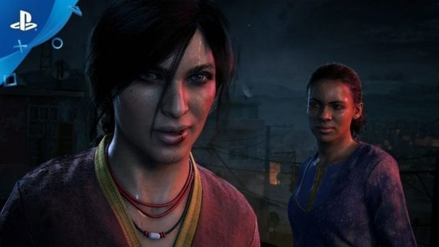 The Lost Legacy Uncharted 4