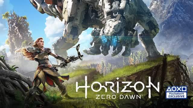 Confira o novo trailer de Horizon Zero Dawn