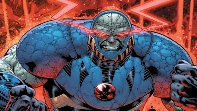 Darkseid estará em Injustice 2
