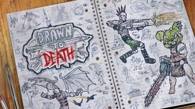 Drawn to Death será lançado no dia 4 de abril para PS4