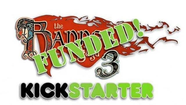 Fim da campanha no kickstarter do banner saga 3