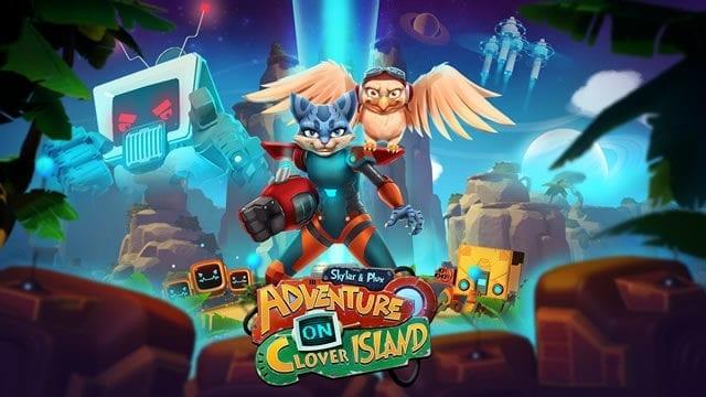 Jogo de plataforma Skylar & Plux será lançado em maio