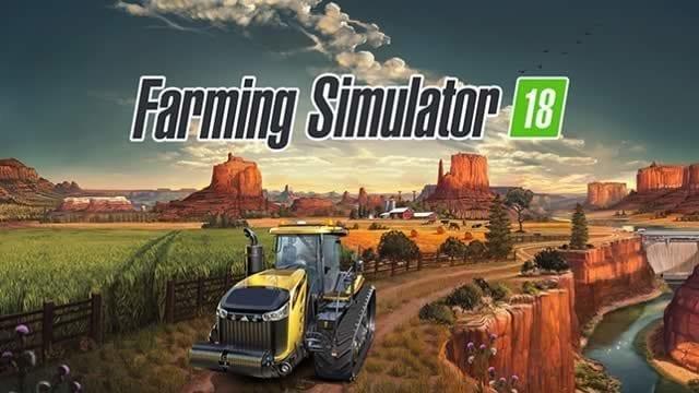 Lançamento de Farming Simulator 18