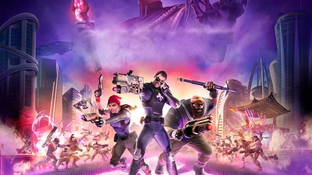 Agents of mayhem lançamento