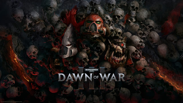 Beta aberta de Dawn Of War 3 começa hoje