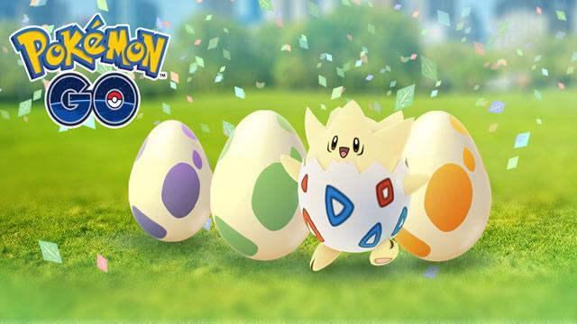 Eggstravaganza no Pokémon GO
