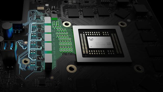 Especificações Project Scorpio da Microsoft