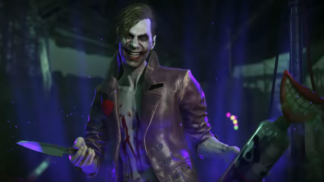 Injustice 2 Coringa trailer